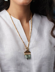 Aurangabad Drop Necklace - Manan