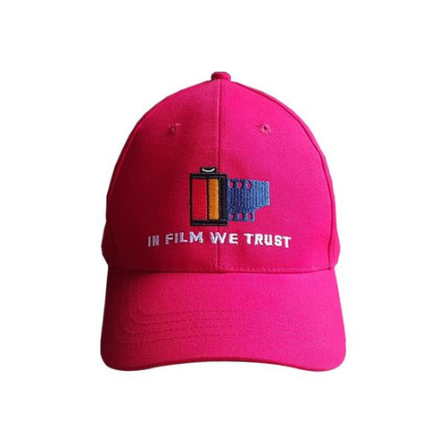 FILM FOLK RED CAP