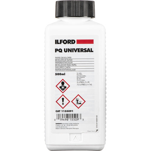 PQ UNIVERSAL DEVELOPER 500ML