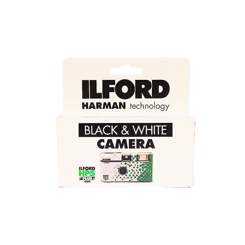 ILFORD HP5 DISPOSABLE CAMERA