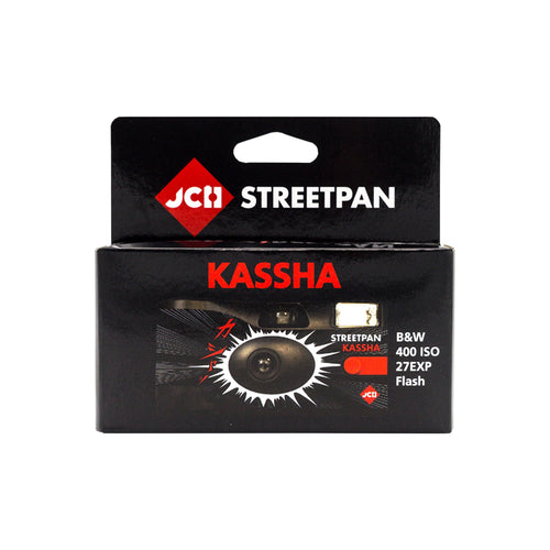 JCH STREETPAN KASSHA SINGLE USE CAMERA