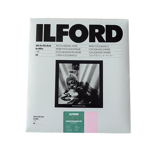 ILFORD MULTIGRADE FB CLASSIC SHEET 16X20 10 SHEETS