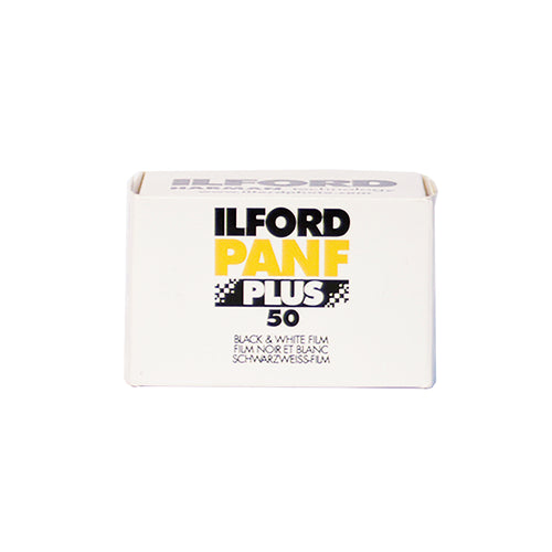 ILFORD PANF PLUS 50 (135)
