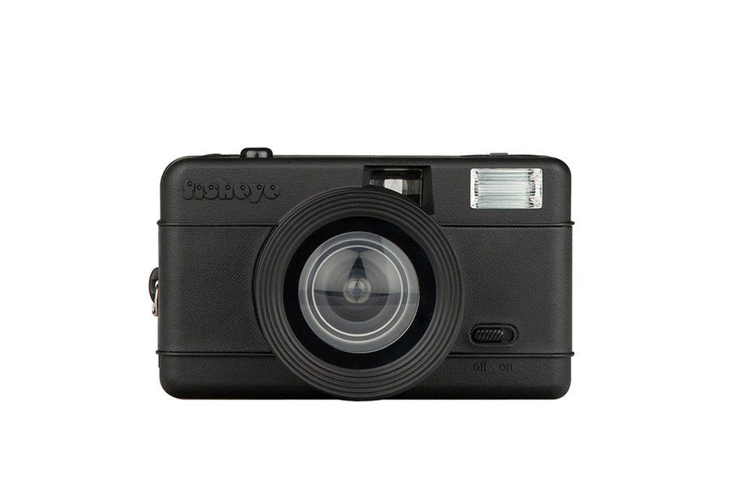 LOMO FISHEYE CAMERA PACK ALL BLACK (FCP100AB)