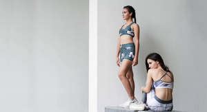 Malaysia designer activewear for women banner