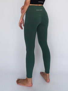 Stride Legging- GREEN - Banana Fighter