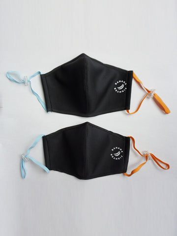 Antibacterial Reusable Face Mask- TWO PIECE