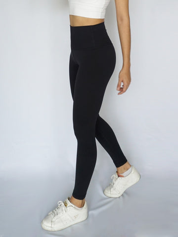 Studio Legging- BLACK