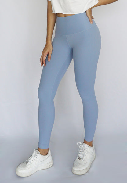 Studio Legging- BABY BLUE