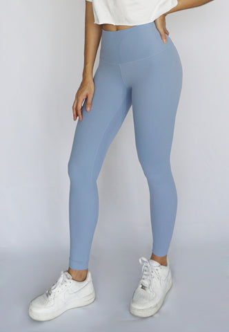 Studio Legging- BABY BLUE - Banana Fighter