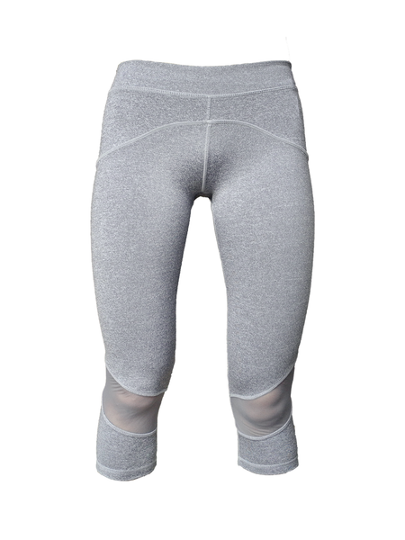 Grey Jane Capri 3/4 legging