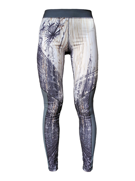 Terra high performance legging front
