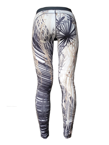 Terra high performance legging back