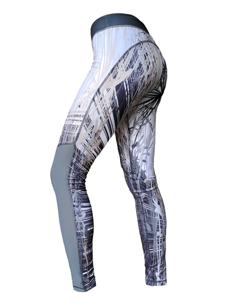 Terra high performance legging side