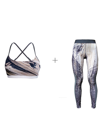 Terra Legging combo - Banana Fighter
