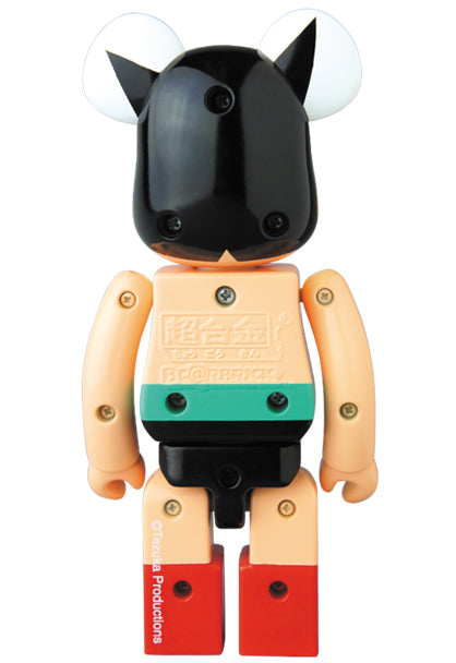 Figura Bearbrick de Astro Boy (Super Alloyed)