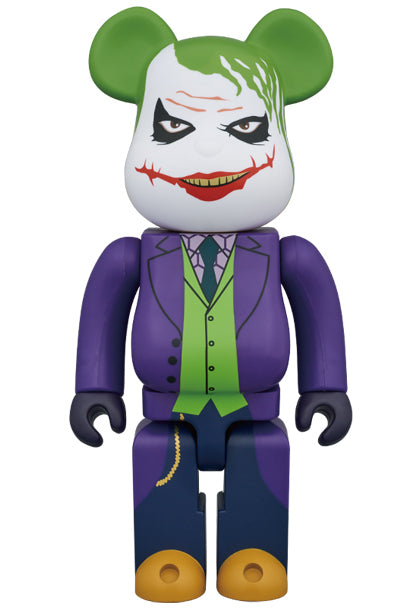Figura Bearbrick de The Joker (400%)