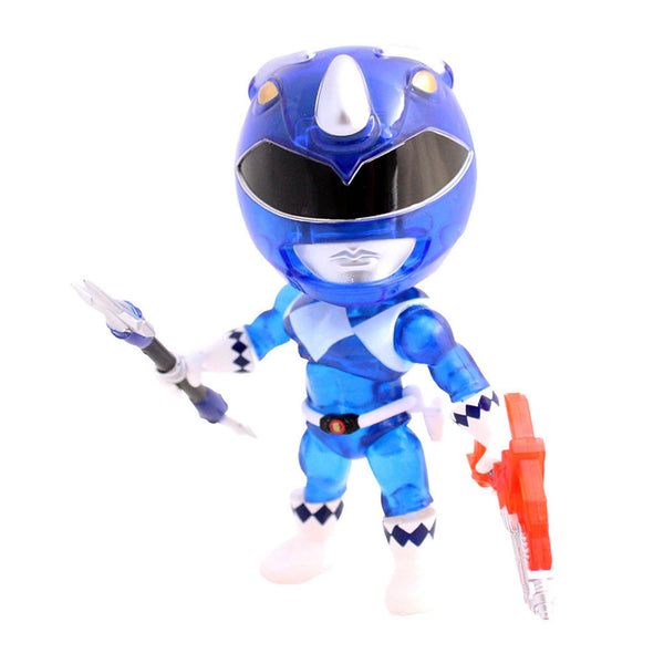 Figura Coleccionable Power Ranger Azul (Exclusiva)