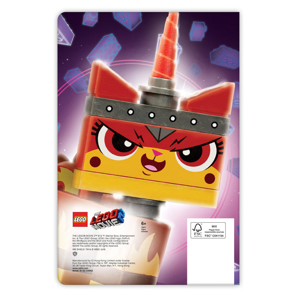 Diario de LEGO®MOVIE 2: Unikitty (Con Tinta Invisible)