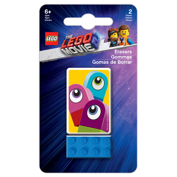 Paquete de Gomas de Duplo en LEGO® Movie 2