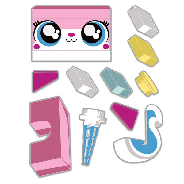 Staticker de Unikitty en LEGO® Movie 2
