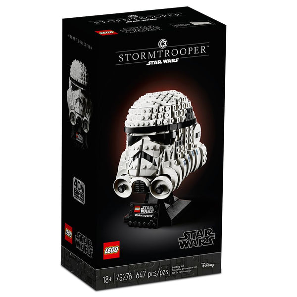 Casco de Stormtrooper Armable LEGO