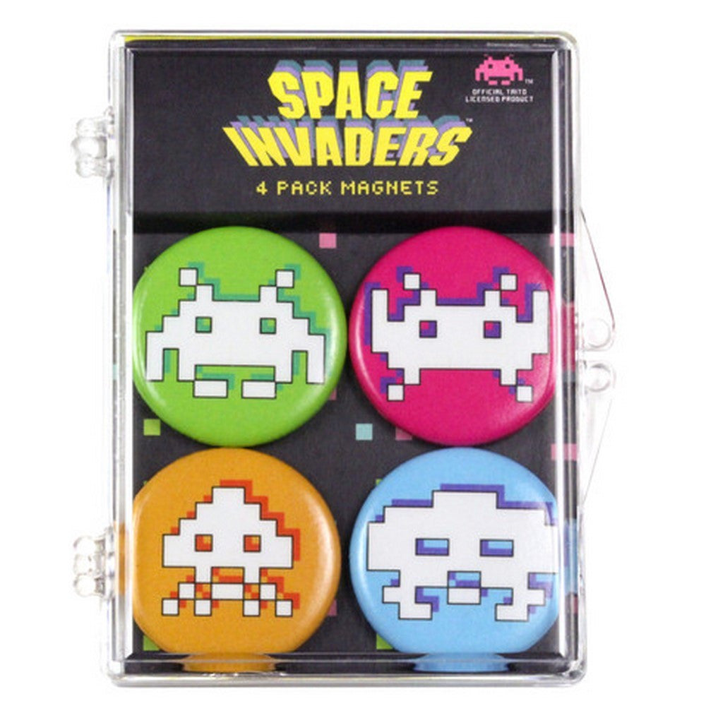 MAGNETOS SPACE INVADERS