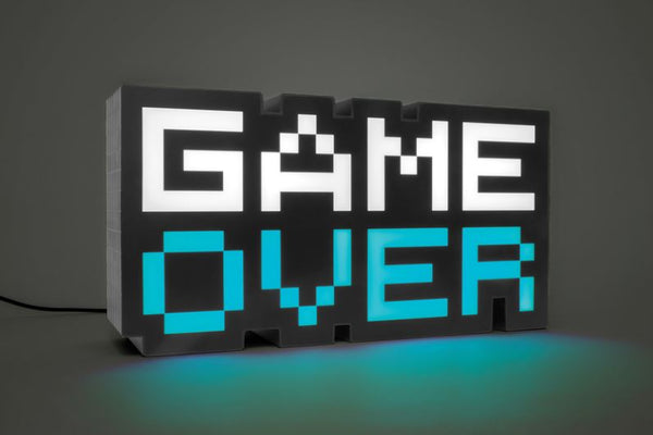 Lámpara de Habitación: Game Over