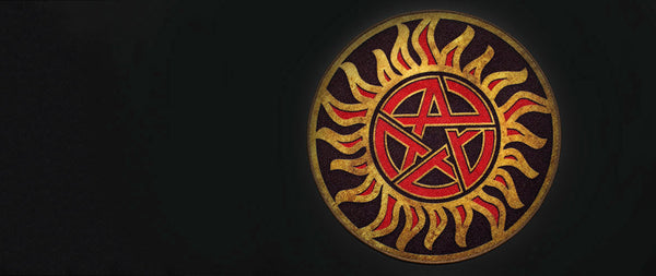 Tapete de Supernatural: Símbolo Anti-Posesión