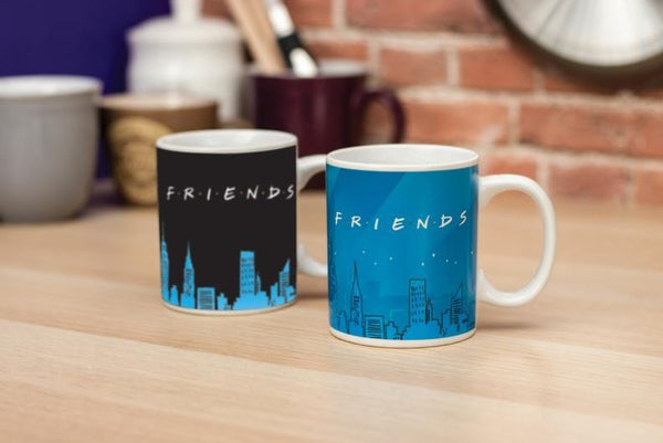 Taza Termosensible de Friends