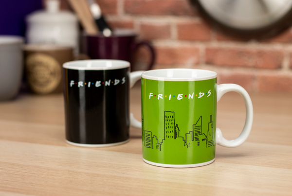 Taza Termosensible de Friends: How You Doing?