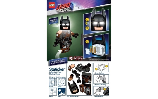 Lámpara Decorativa de Batman LEGO®