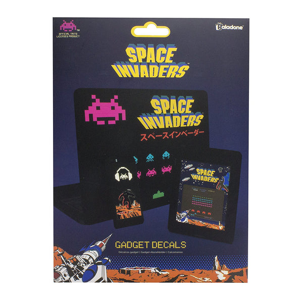 Stickers de Space Invaders