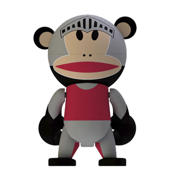 Figura Coleccionable de Julius The Monkey: Caballero