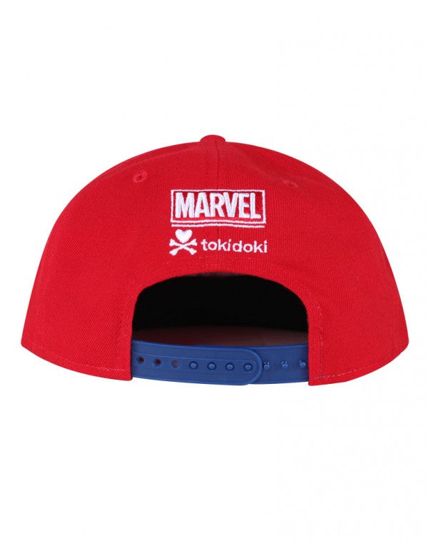 Gorra de Tokidoki: Red Spiderman