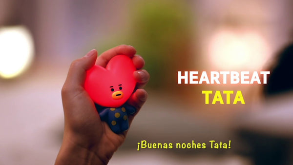 Figura coleccionable interactiva de BT21 Toy Tata