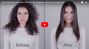 Do you know why our novo flat iron is the best selling flat iron?