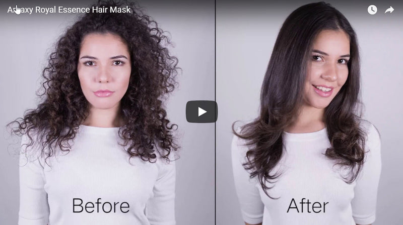See The Magic of Amaxy Royal Essence Hair Mask Can Do To Your Dry And Damaged Hair