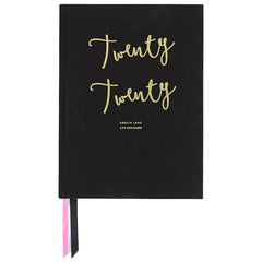 2020 Amelia Lane Life Designer, Desktop Daily (Black)
