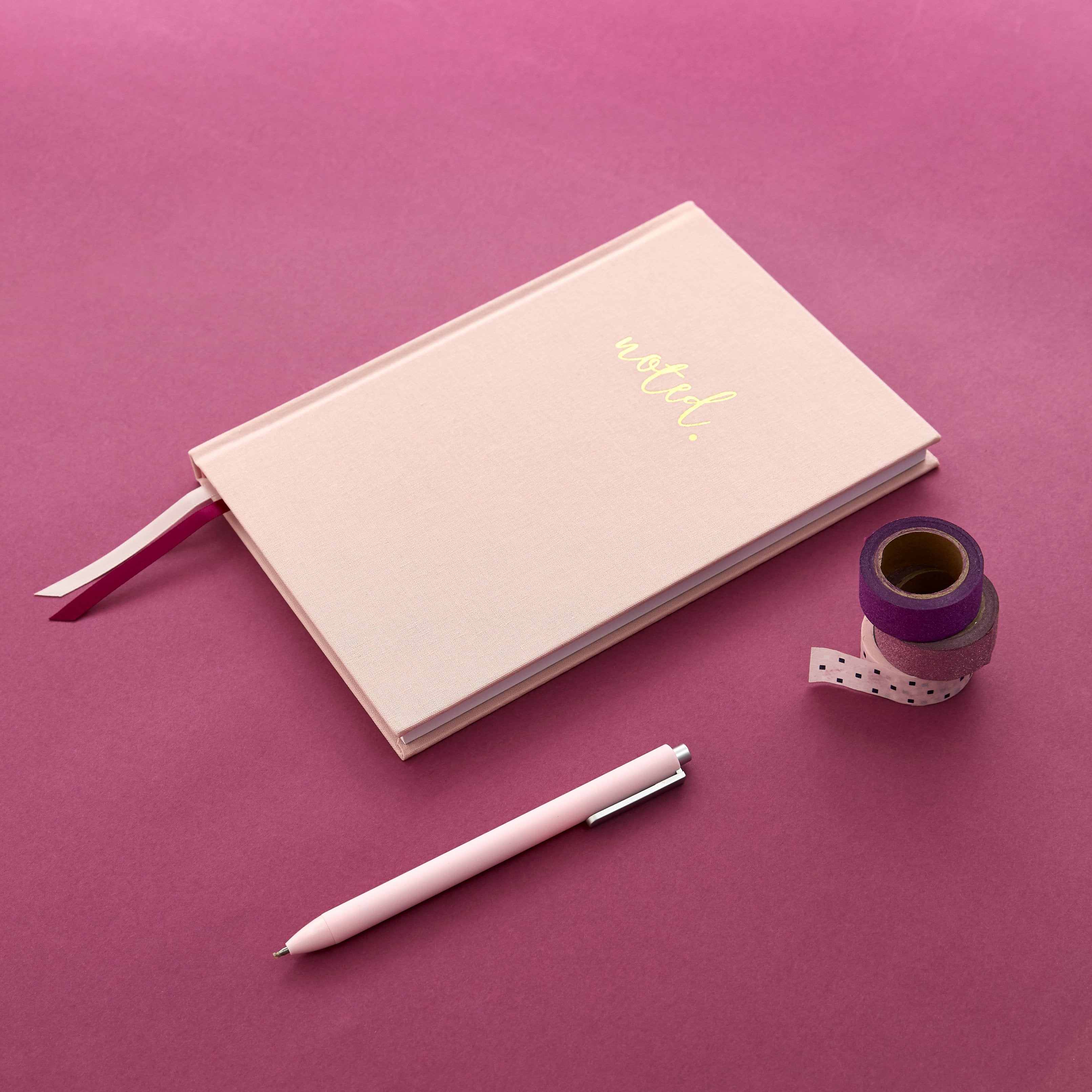 Notebook (Blush Pink)