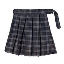 Gothic Retro Pleated Skirt/Shorts/Waistband S12750