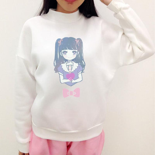 ea551ed4c15d53 S-3XL Kawaii Anime Girl Jumper Sweater SP167615