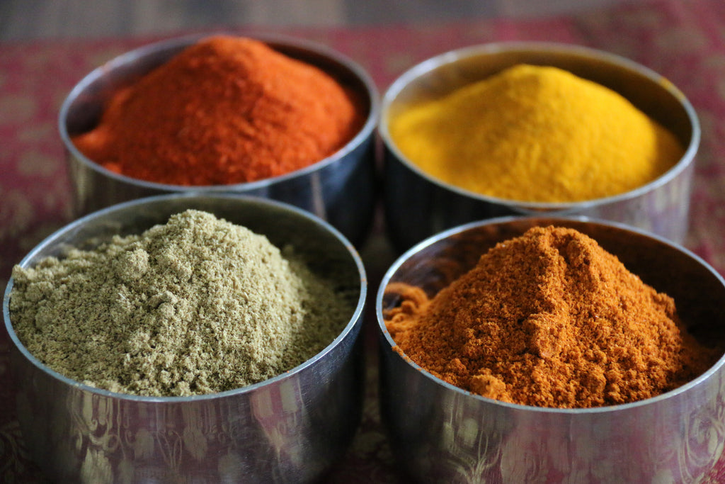 Curry Powder (Mild) - Organic Ingredients