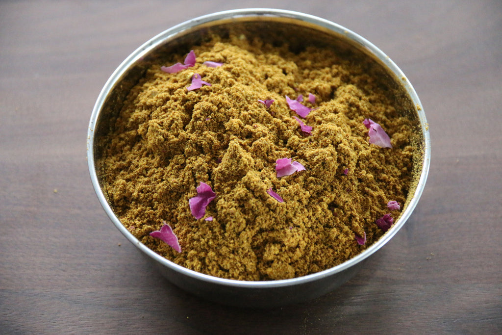 Ras El Hanout-98% Organic Ingredients