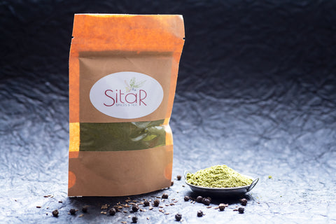 Jamaican Curry Powder-Organic Ingredients