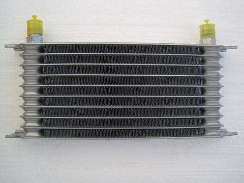 DRI , AFTERMARKET , 10 ROW , FULL ALLOY , OIL COOLER CORE .