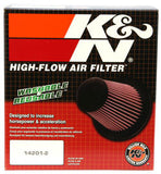 "K & N , AFTERMARKET , POD AIR FITLER , 6"" INLET ( 2ND HAND / USED )"