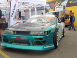 Bn Sports Style , Aftermarket , Fibreglass , Front Bar , S13 Silvia .