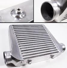 "D.R.I , AFTERMARKET , 280MM X 300MM X 76MM , 3"" , POLISHED ALLOY , INTERCOOLER CORE"