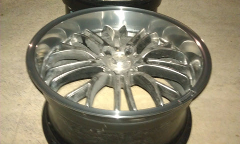 "Advanti Multi Spoke Deep Dish Wheels ( Pair ) 19"" x 9.5"""